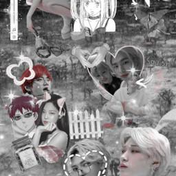 wallpaper kpop anime  ⇘ freetoedit local anime