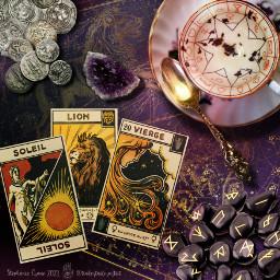 whatsinyourcup fortuneteller tealeaves psychicreadings tarotcards runes tinkertailorartist mypieceofpeace paganism artistoninstagram freetoedit picsart ircautumntea autumntea