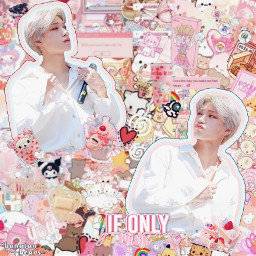 san aesthetic pink pinkaesthetic ily freetoedit
