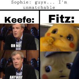 freetoedit kotlc kotlcmeme morememes fitz sophie keefe unmatchable ohnoanyways pikachu