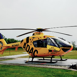 helicopter rescue flying adac help emergency yellow pcyellowisee yellowisee