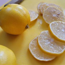 lemon lemonslices yellow foodphotography lifestyle cooking freetoedit local pcyellowisee yellowisee