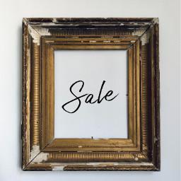 art madewithpicsart sale minimalism minimal frame creative freetoedit