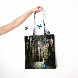 magic forest aliceinwonderland freetoedit picsart ircdesignthebag designthebag