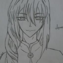 ayame ayamesohma sohmaayame anime draw