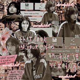 freetoedit halloween _marveladdvct marvel squidgame 067 netflix remixit pink shapeedit complex blackandwhite