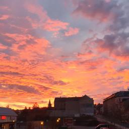 sunrise stilldark dawn redsky myhometown pcinthedark inthedark