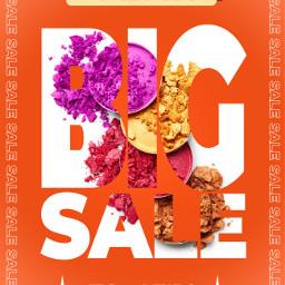 freetoedit 宣传海报 促销 宣传 海报 展示 商品展示 bigsale poster 双十一