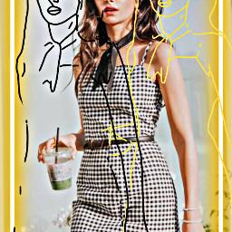 freetoedit yelow fashion srcyellowfocusframe yellowfocusframe