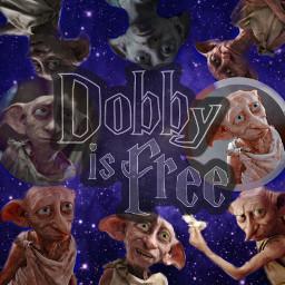 freetoedit entry dobby dobbyisafreeelf harrypotter dobbyelf