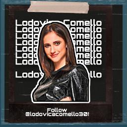notfreetoedit lodovicacomello great actress singer freetoedit default
