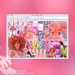 sza doja dojacat edit newtheme newera newedit complexedit pink theme kissmemore astroaloe iloveyouwasapromise